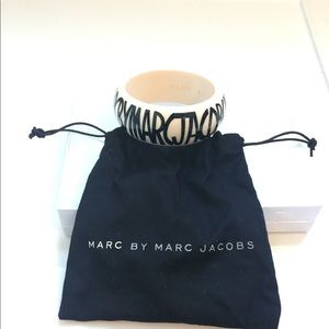 Marc by Marc Jacobs Logo Bangle